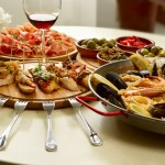 Rutas Gastronómicas por España - Paella Valenciana