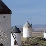 Ruta de Don Quijote - Molinos de Consuegra