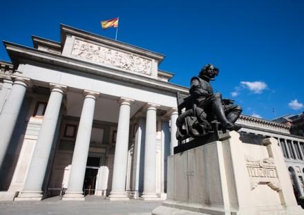 Velazquez, Museo del Prado en Madrid