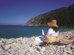 playa de cudillero en asturias