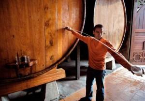 Viajes al Norte de España - Sidreria de barril en Asturias