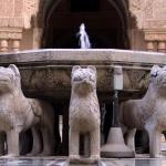 los leones de la alhambra