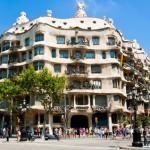 La Pedrera Barcelona.