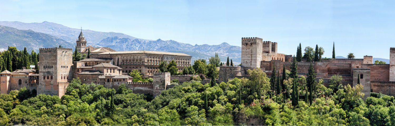Viajes de experiencias en España: La Alhambra de Granada