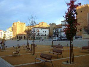 En Dionissimos le organizaremos una visita inolvidable a Cáceres