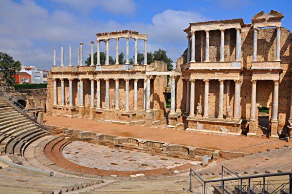 Conozca Extremadura a través de su patrimonio