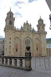 Mondoñedo se encuentra muy cerca de las playas de Ribadeo