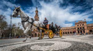 Sevilla es Patrimonio Mundial desde 1987