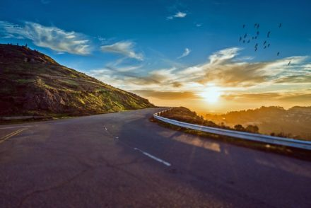 Slowtravel-road