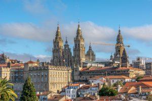 Catedral del Santiago, Galicia